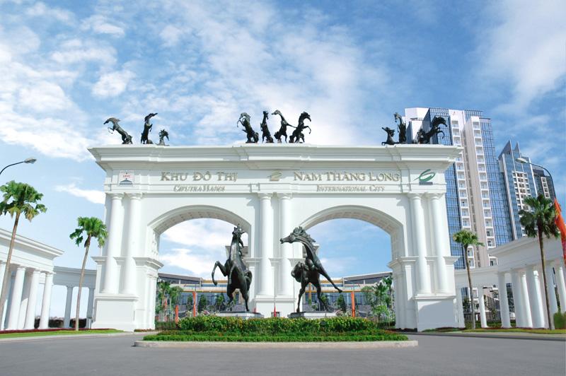 Khu đô thị Ciputra quận Tây Hồ